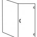 Return Panel Door